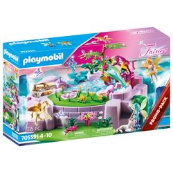 70555 - Playmobil Magic - Mare enchantée des fées