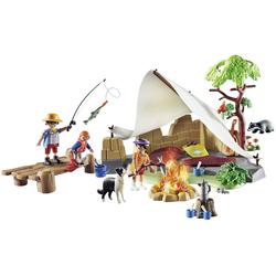 70743 - Playmobil Famille de campeurs
