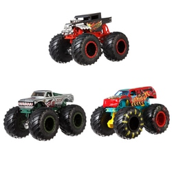 Monster Trucks 1/64 ème - Hot Wheels