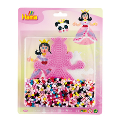 Midi blister GM plaque princesse