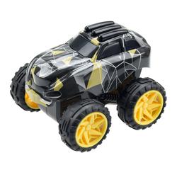 1 petite voiture friction + accessoires - EXOST JUMP- Coffret cascades – Modèle aléatoire