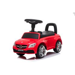 Porteur Mercedes Benz rouge
