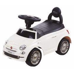 PORTEUR FIAT 500 BLANC