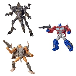 Figurine 8 cm - Transformers War for Cybertron
