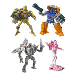 Figurine 14 cm Transformers Generations War For Cybertron Kingdom Deluxe