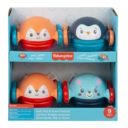 Mes Copains Pop & Roule - Fisher Price