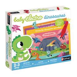 Baby electro dinosaures