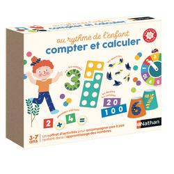 Au rythme de l'enfant - Compter et calculer