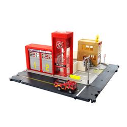 Caserne de pompier - Playset Matchbox