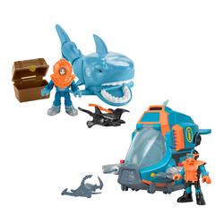 Figurine explorateur sous-marin - Imaginext