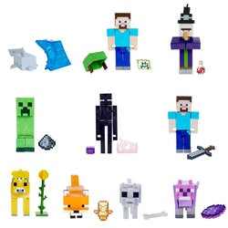 Minecraft - Mini figurine 8cm