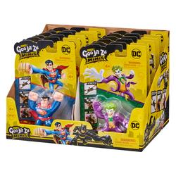 Figurine Goo Jit Zu DC Comic 6 cm en assortiment