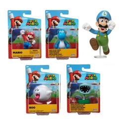 Figurines Mario de 6 cm en assortiment