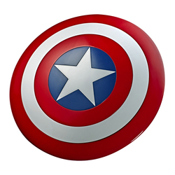 Bouclier Captain America - Marvel Legends Avengers - Edition Collector Black series