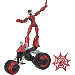 Figurine 15 cm Flex Rider Spiderman - Bend and Flex
