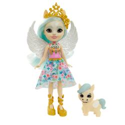 Enchantimals - Paolina Pegasus et Wingley