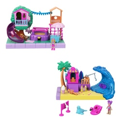 Polly Pocket - Coffret Pollyville