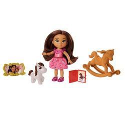 Spirit - Mini poupée Lucky et cheval