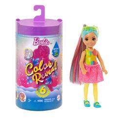 Barbie Color Reveal Chelsea paillettes