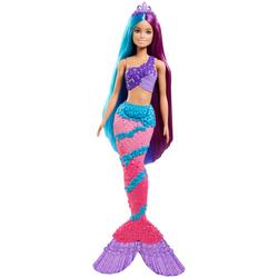 Barbie Dreamtopia - Sirène cheveux fantastiques