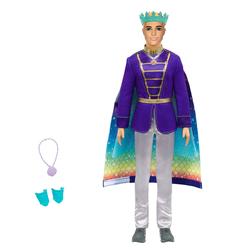 Ken prince transformation sirène - Barbie Dreamtopia