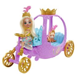 Enchantimals - Carrosse Royal de Peola Poney et Petite