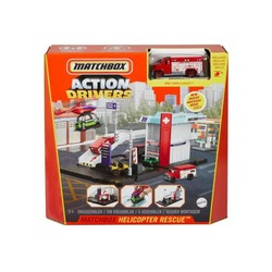 Matchbox - Playset Hopital - Circuit / Petite Voiture