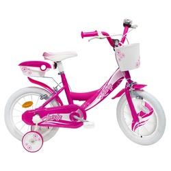Vélo Lovely 14 pouces rose