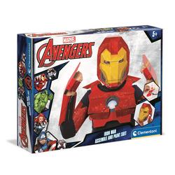 Le masque d'Iron Man