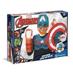 Le masque de Captain America