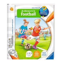 Tiptoi livre Je découvre le foot