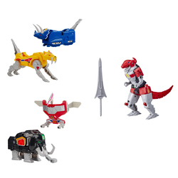 Figurines Zords - Power Rangers classique - Megazord