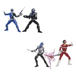 Pack 2 figurines premium 15 cm - Power Rangers Lightning Collection