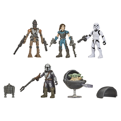 Pack Figurines Star Wars Mission Fleet - Défendre The Child