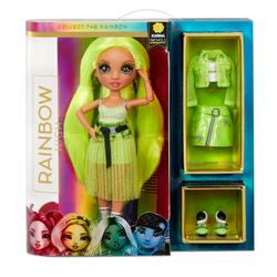 Poupée Mannequin Fashion Rainbow High - Néon