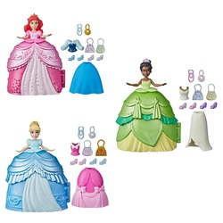 Poupée Disney Princesses et surprises Secret Styles