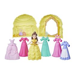 Mini-poupée Belle et ses tenues - Disney Princesses