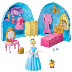Mini-poupée Cendrillon et ses surprises - Disney Princesses