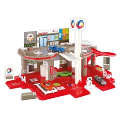 Garage Total station 2 niveaux