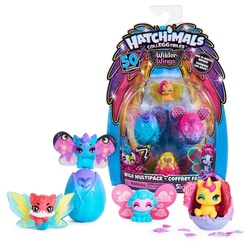 Coffret 4 Hatchimals - Wilder Wings