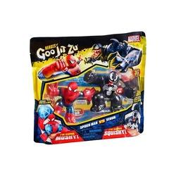Goo Jit Zu- Spiderman vs Venom