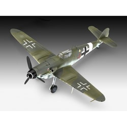 Maquette Avion BF109G-10 & Spitfire