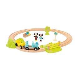 Circuit de Petit Train - Mickey Mouse et ses Amis - Disney