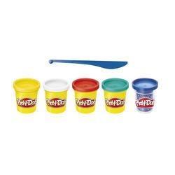 Pâte à modeler - Pack de 5 pots Célébration Play-Doh