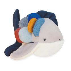 Peluche poisson arc-en-ciel 30 cm