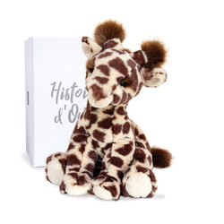 Peluche Lisi la Girafe marron 25 cm