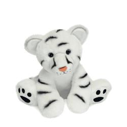 Peluche bébé tigre banc 25 cm