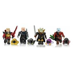 Pack de 4 figurines Roblox