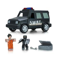 Véhicule Swat Unit et 2 figurines Roblox