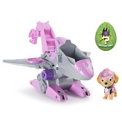 Véhicule Pat'Patrouille avec figurine Stella Dino Rescue - Paw Patrol dinosaure
